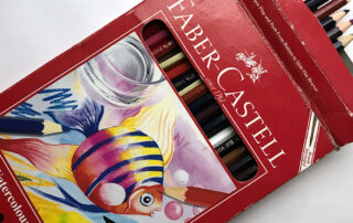 feature faber castell watercolor pencils 36